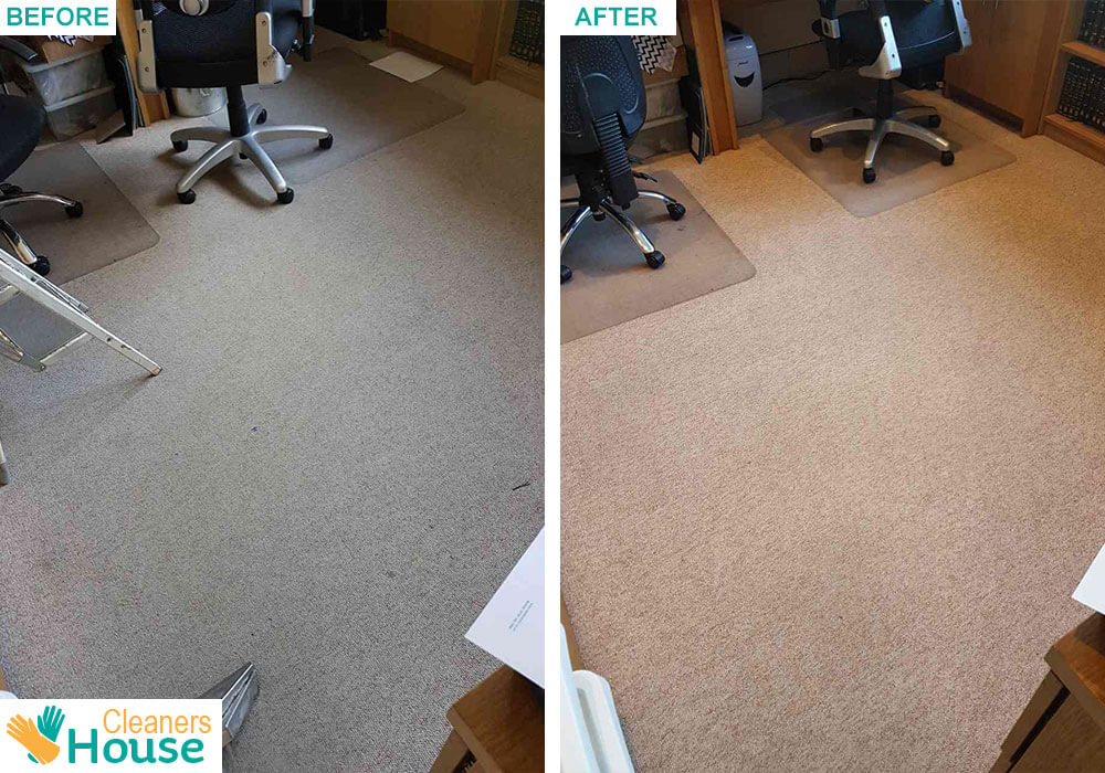 Heathrow cleaning carpets TW6