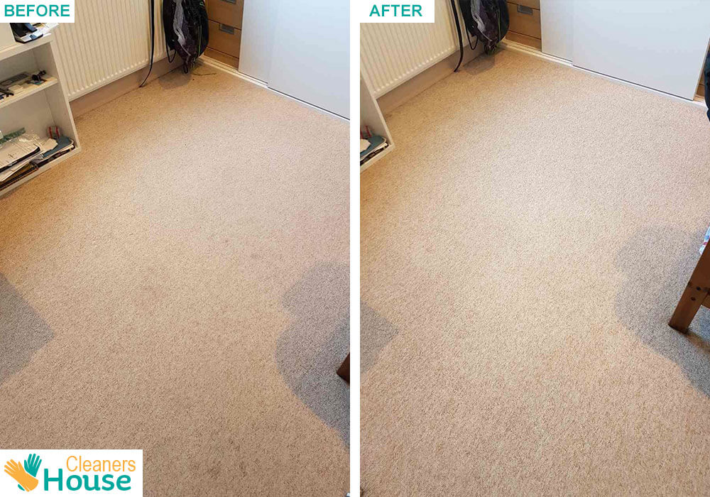 Tooting Bec cleaning carpets SW17